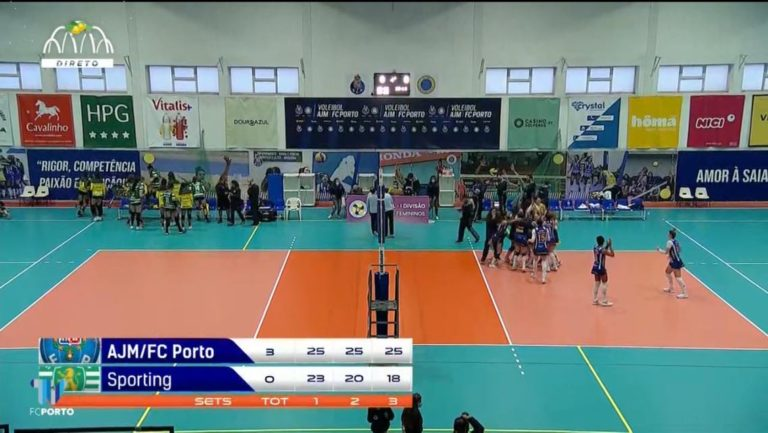 FC Porto Sporting Voleibol