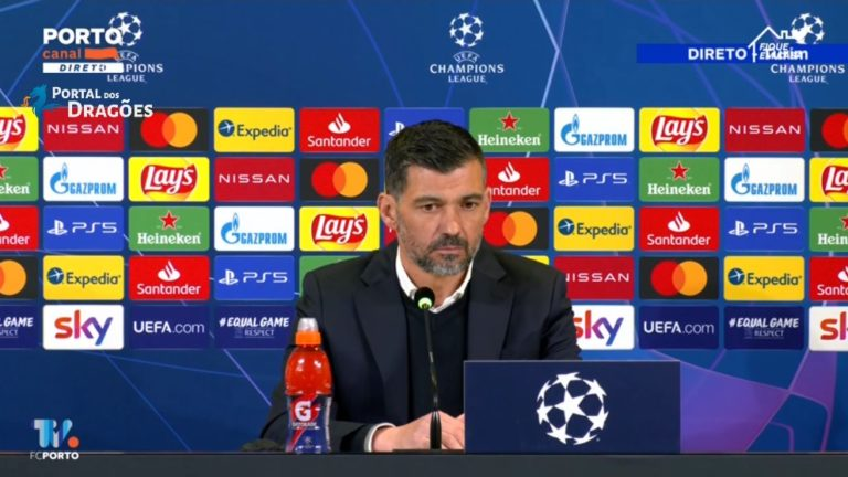 Sérgio Conceição Champions League