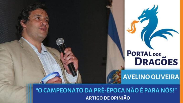 Avelino Oliveira Cronica